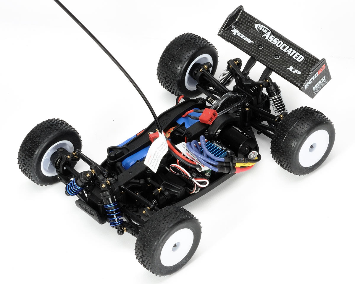 Team Associated RC18 B2 Brushless Mini 4wd RTR Electric Buggy