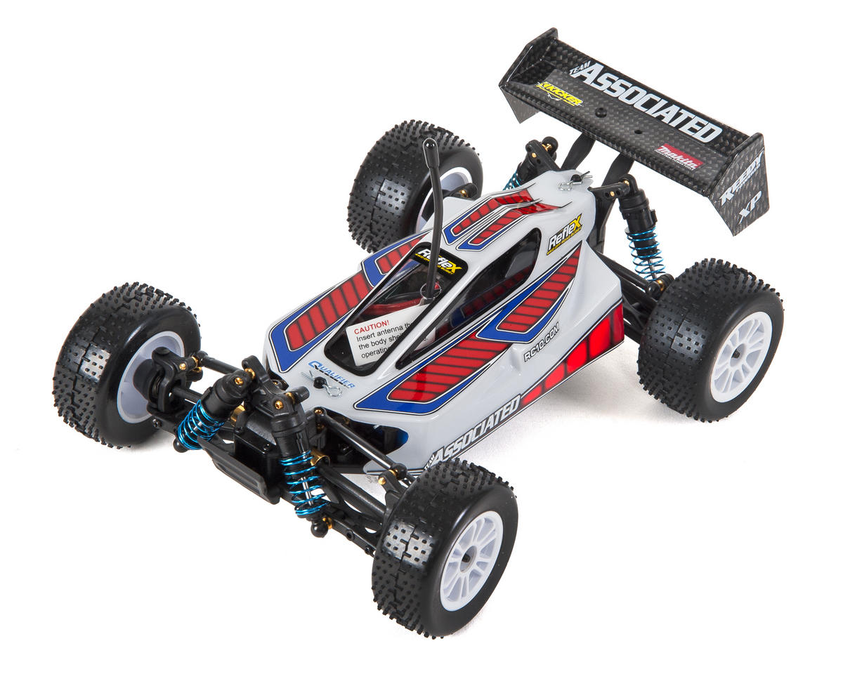 Reflex 1/18 RTR Electric Buggy by Team Associated