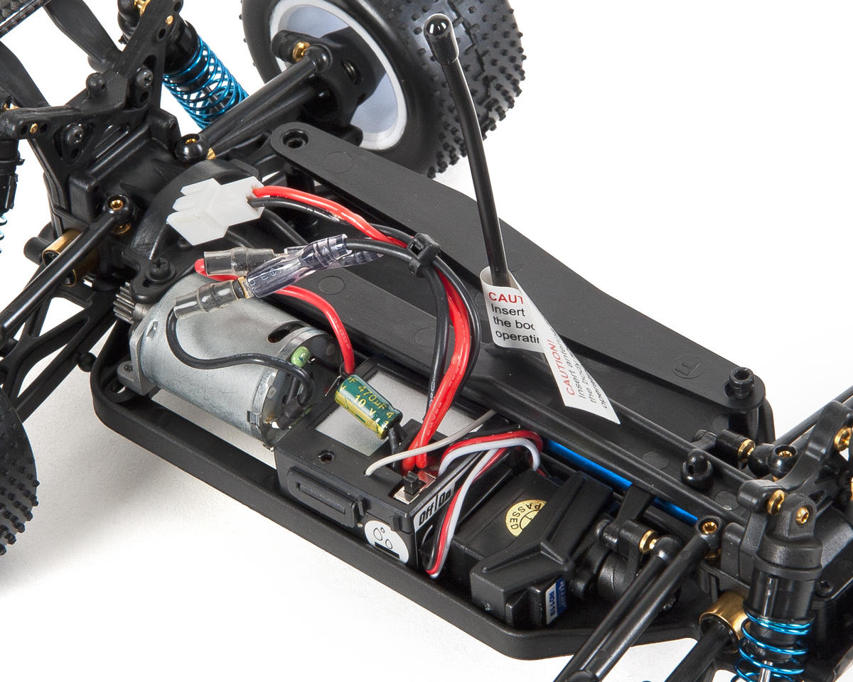 Team Associated Reflex 1/18 RTR Electric Buggy