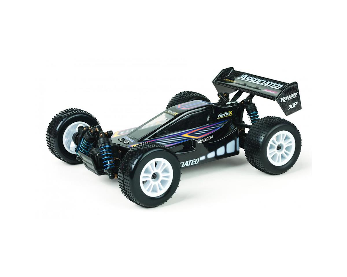 Team Associated Reflex 1:18 4WD Off Road Buggy RTR Black
