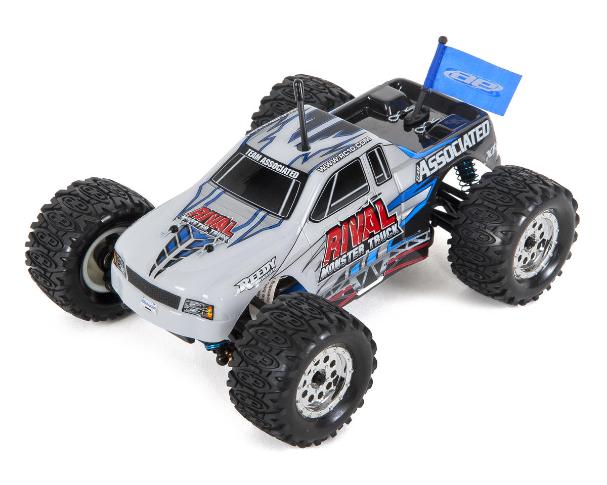 Rival 1/18 RTR Electric Monster Truck by Team Associated