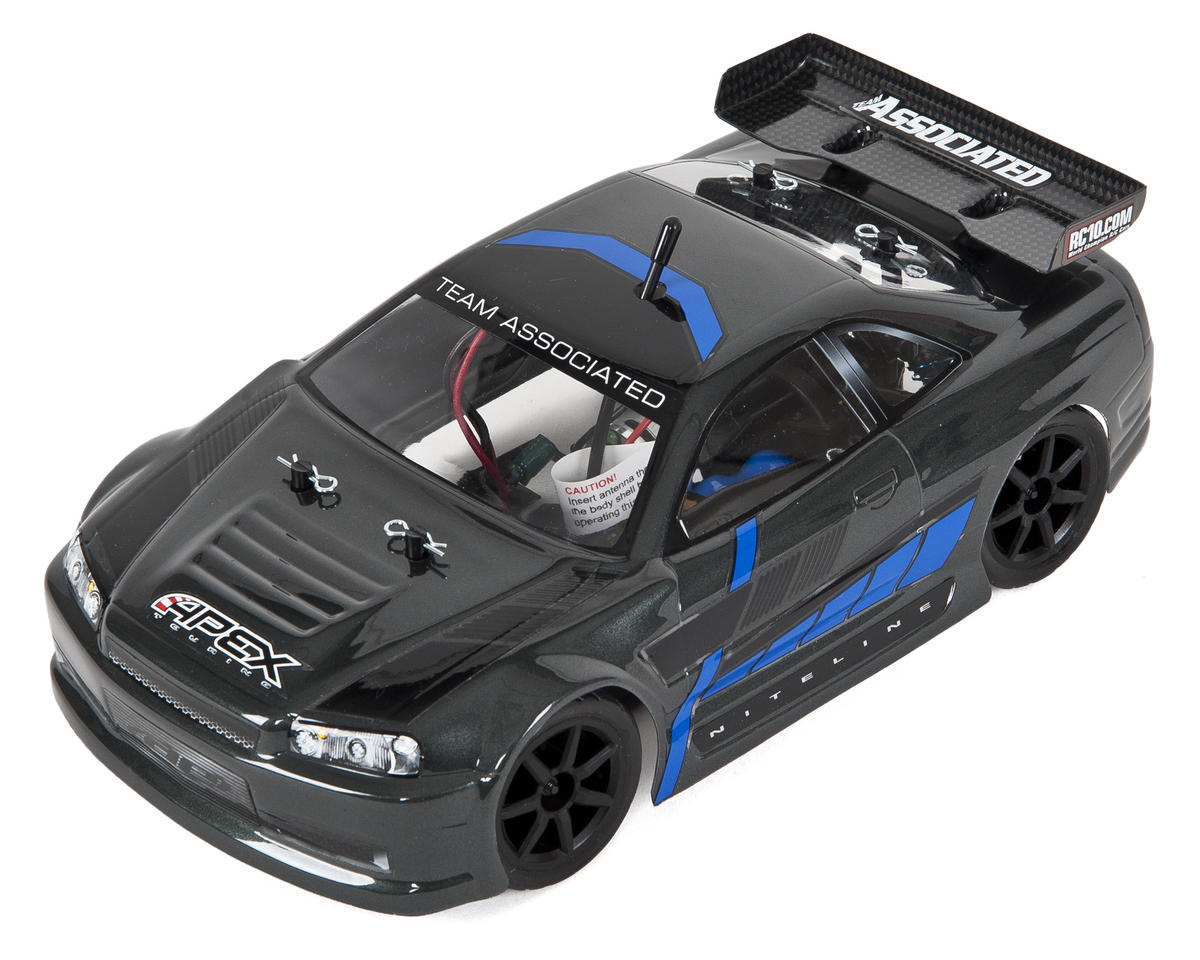 Apex 1/18 RTR Electric Touring Car by Team Associated