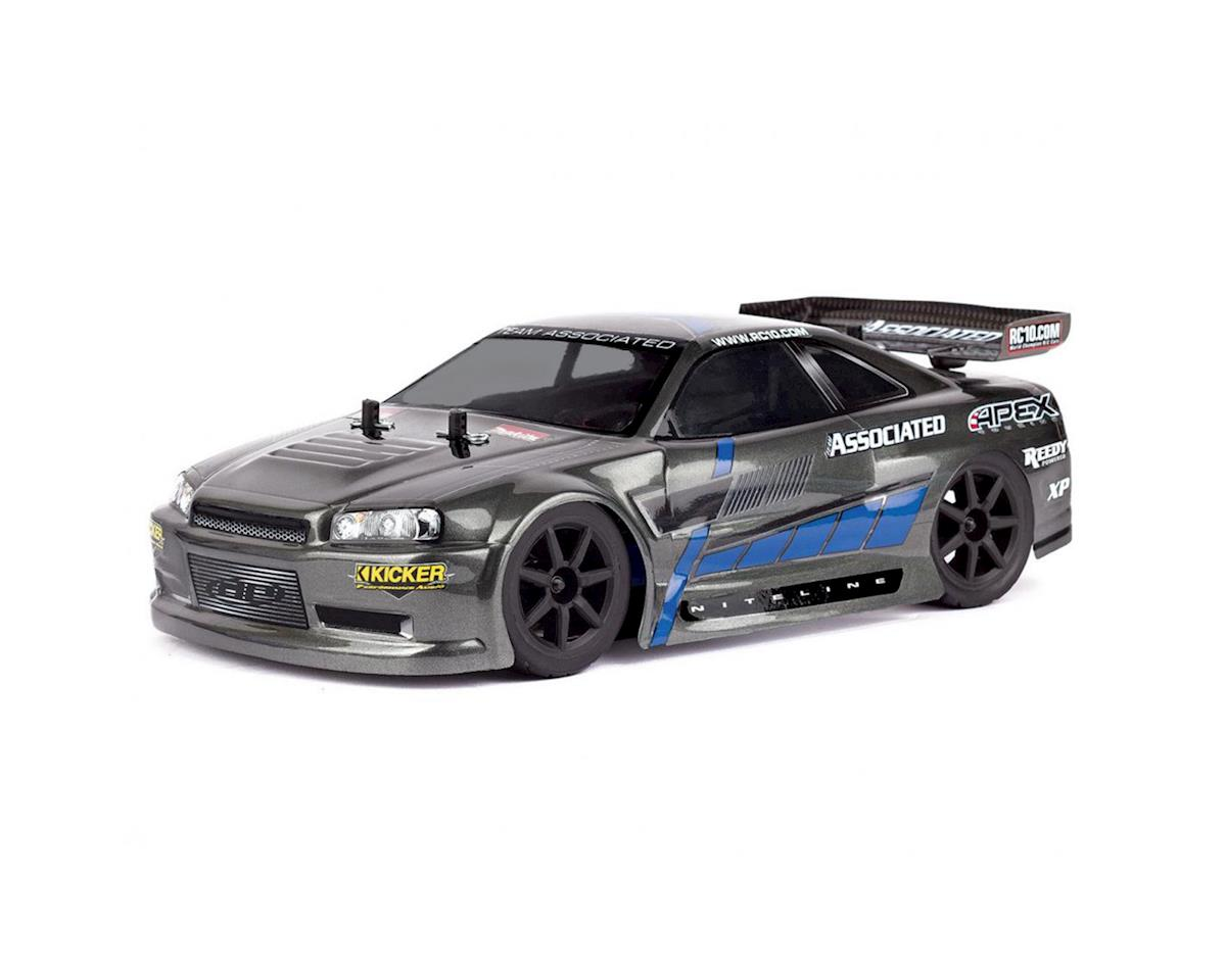Team Associated Apex 1/18 RTR Electric Touring Car (Gray)
