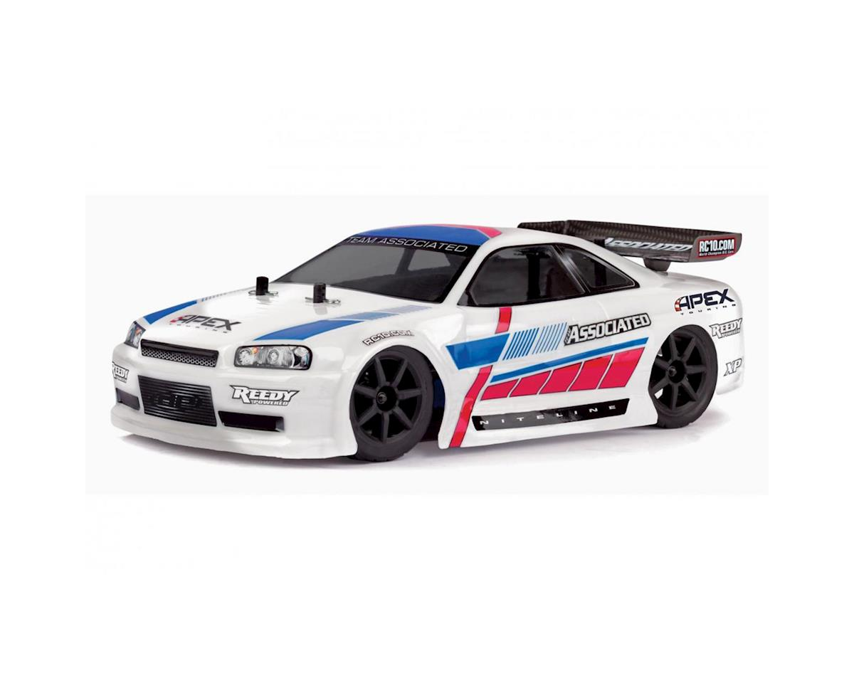 Team Associated Apex 1/18 RTR Electric Touring Car (White)