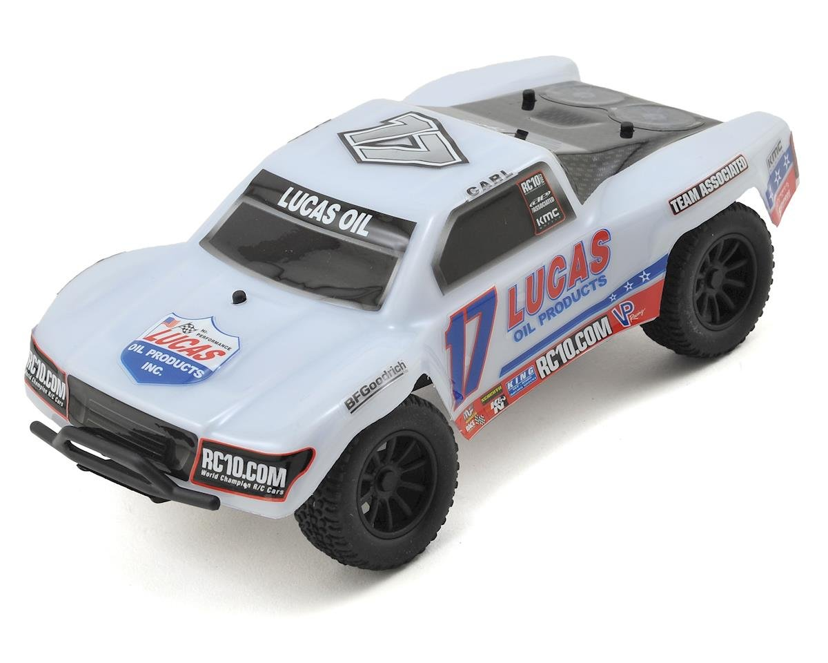 Team Associated SC28 Lucas Oil Edition 1/28 Scale RTR 2wd Short Course Truck