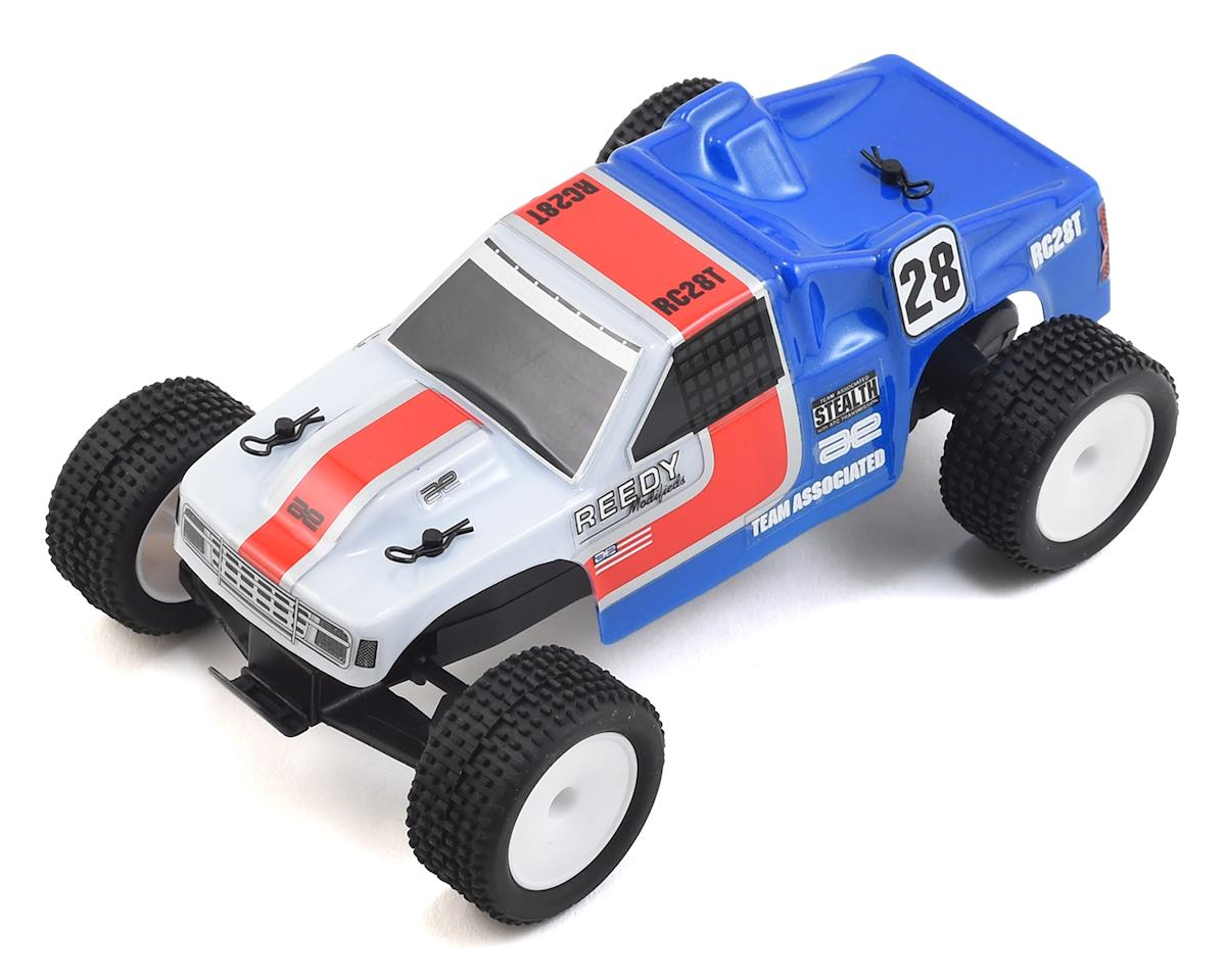 RC28T 1/28 Scale RTR 2wd Stadium Truck by Team Associated