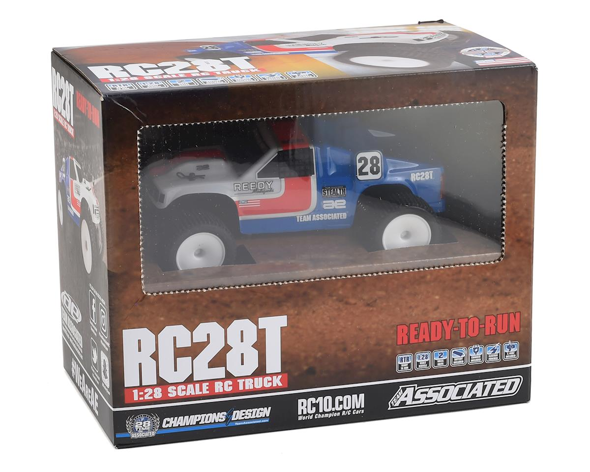 Team Associated RC28T 1/28 Scale RTR 2wd Stadium Truck
