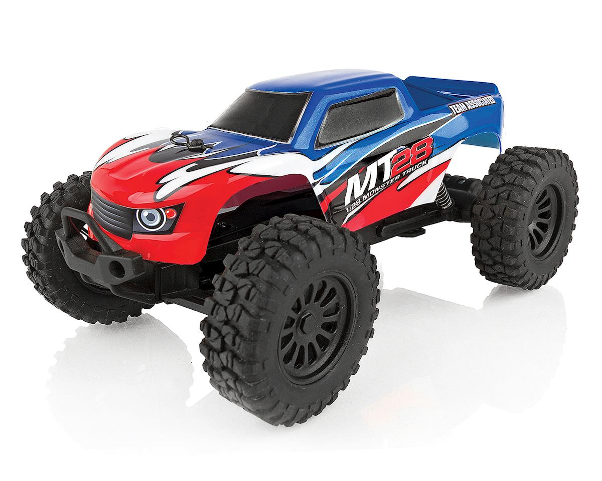 Team Associated MT28 1/28 RTR 2WD Mini Electric Monster Truck