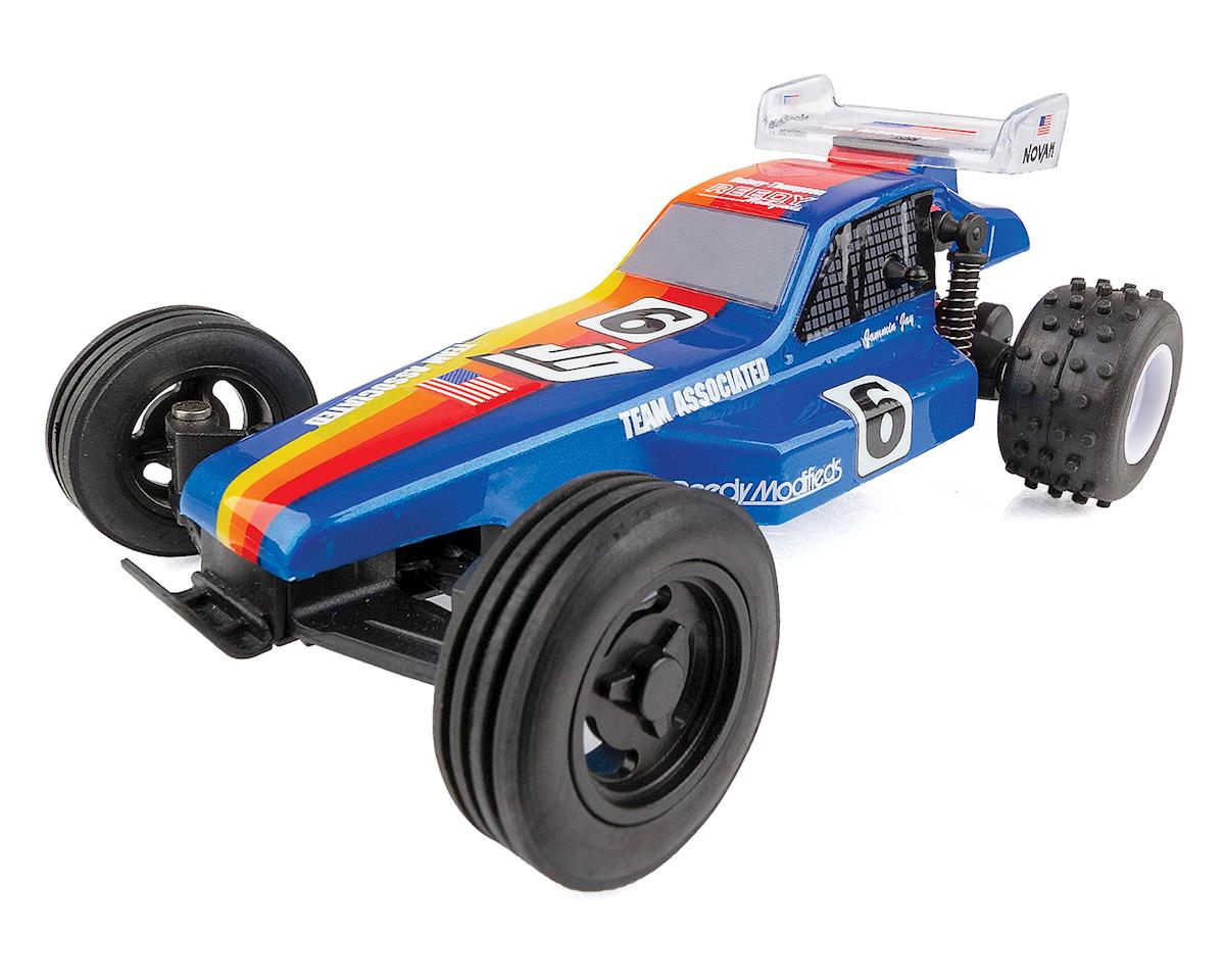 Team Associated RC28 1/28 RTR 2WD Micro RC10 Jammin' Jay Halsey Replica Buggy