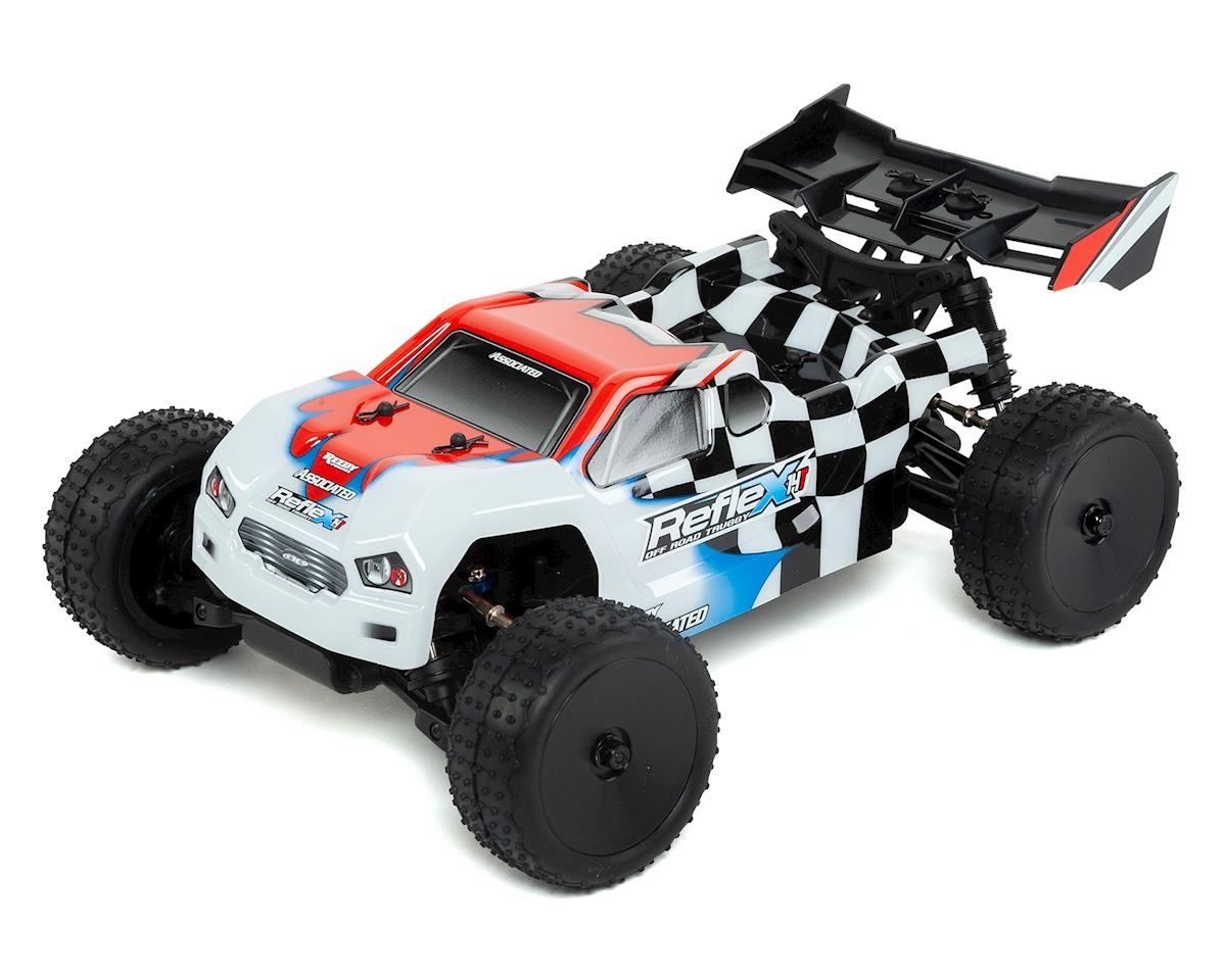 Team Associated Reflex 14T RTR 1/14 Scale 4WD Truggy Combo