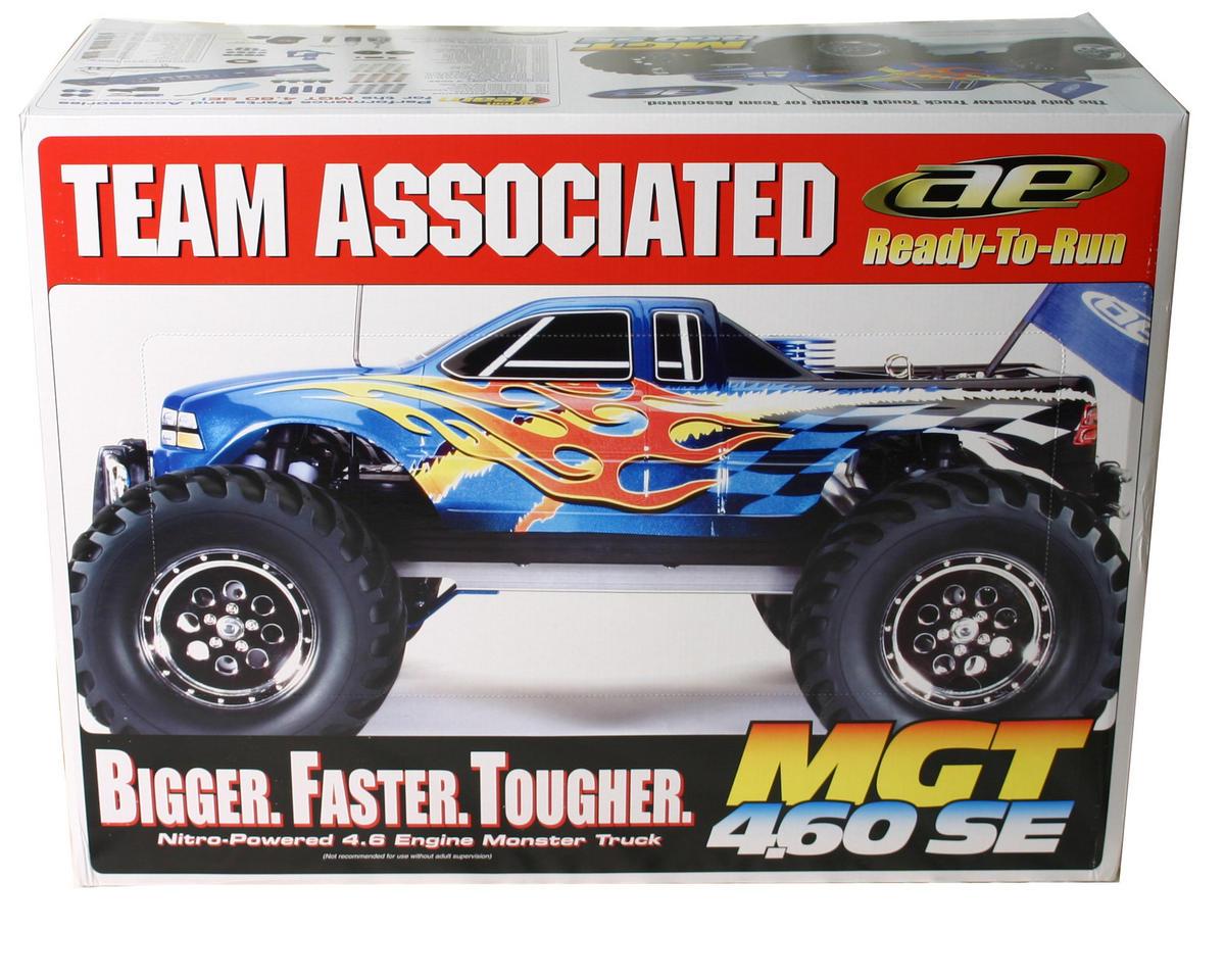 Team Associated Monster GT 4.60 SE 1/8 Scale RTR Monster Truck