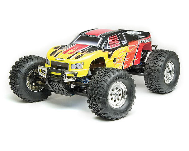 Team Associated Mgt Rtr Monster Truck Cars