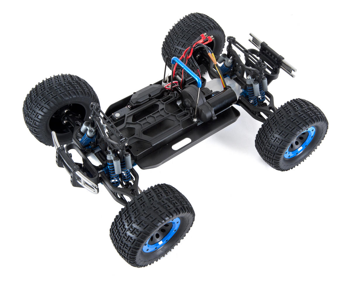 Team Associated Rival Rtr Brushless Monster Truck