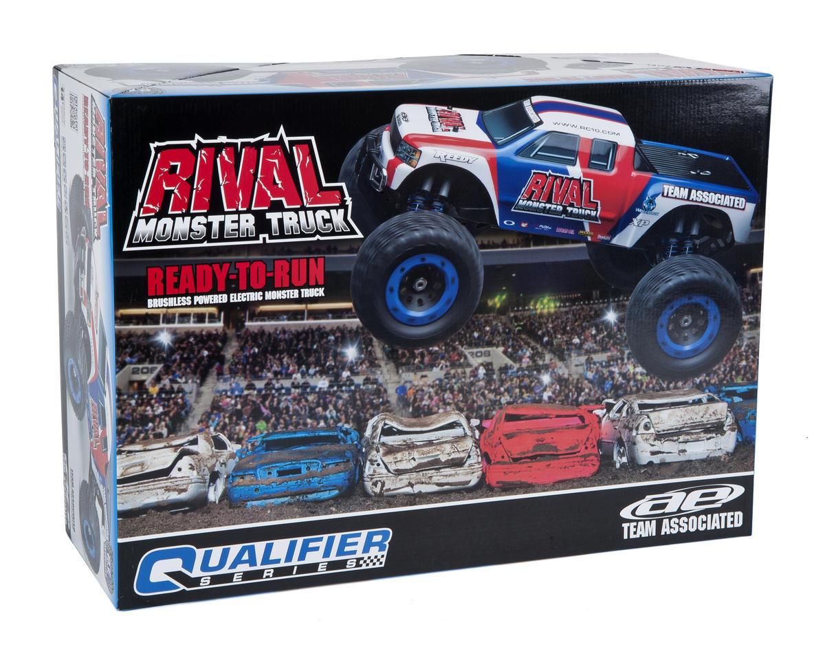 Team Associated Rival RTR 1/8 Brushless Monster Truck
