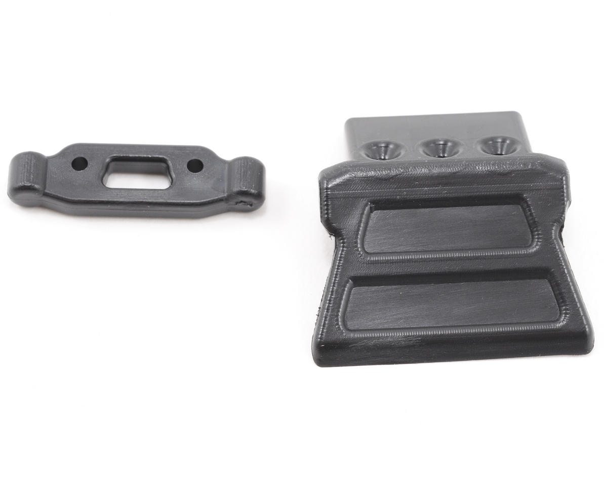 Front & Rear Suspension Arm Mount: 18B/18MT/18T/18R by Team Associated