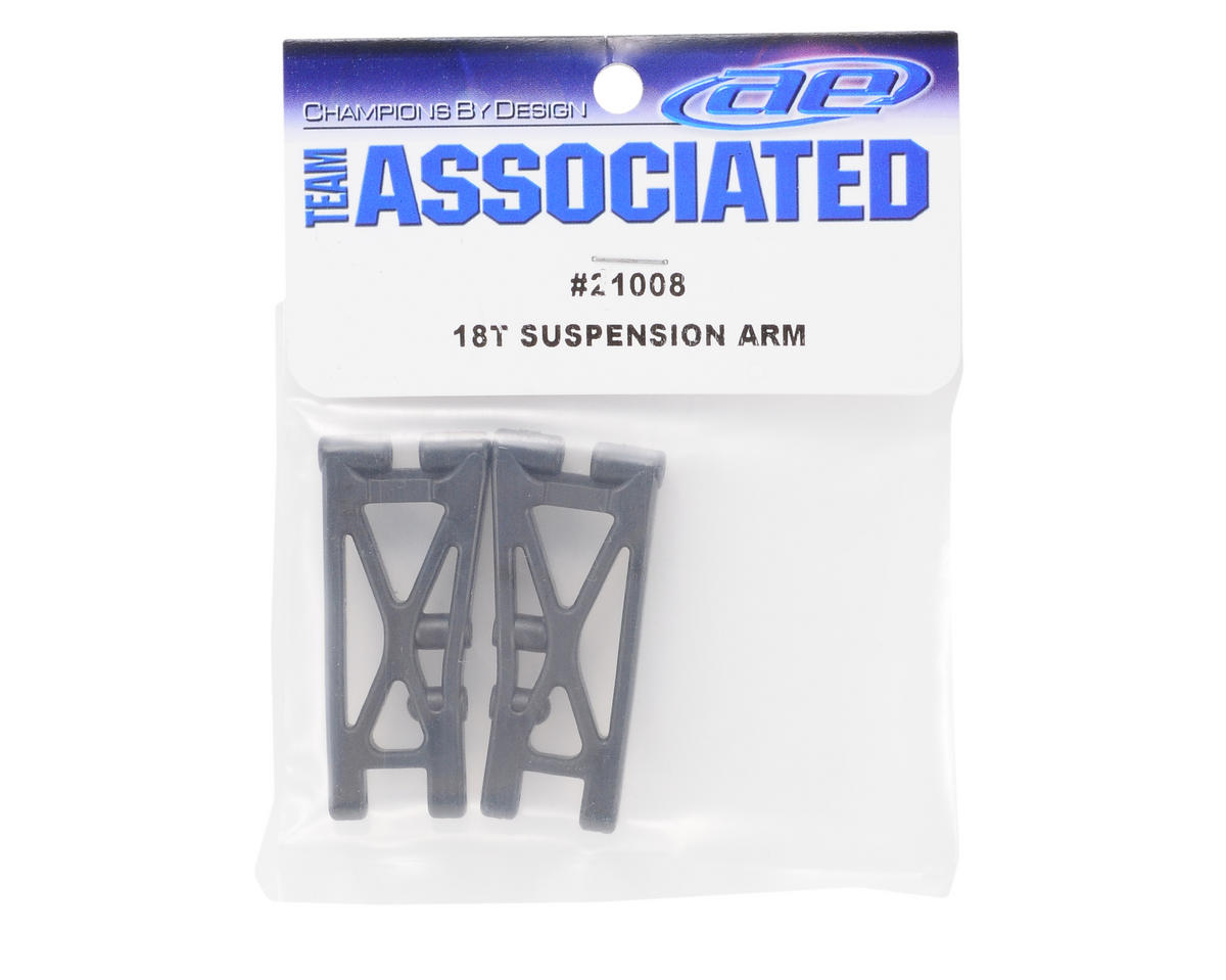 Team Associated Suspension Arms (2): 18B/18MT/18T