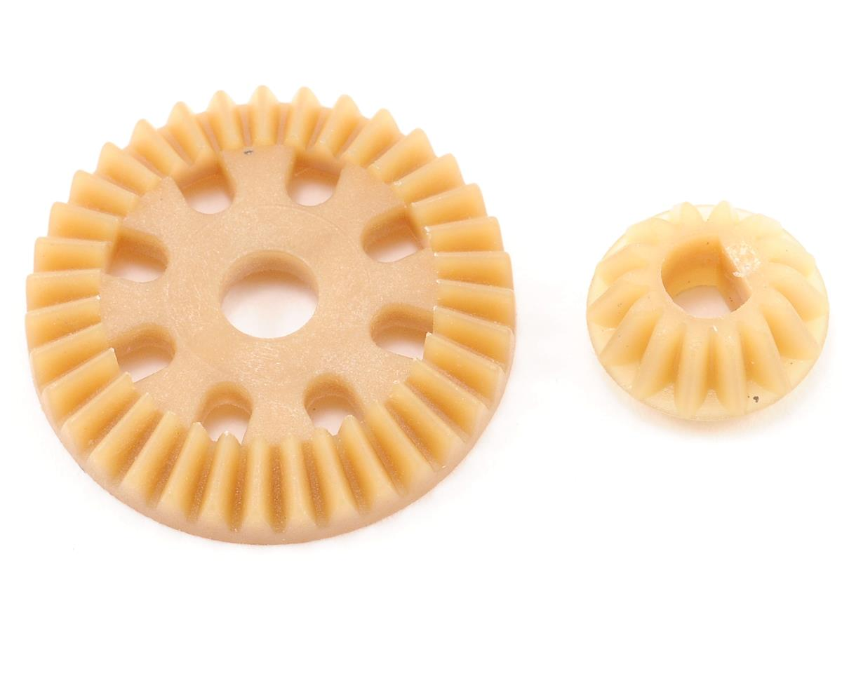 Differential & Input Gears: 18B/18MT/18T/18R by Team Associated