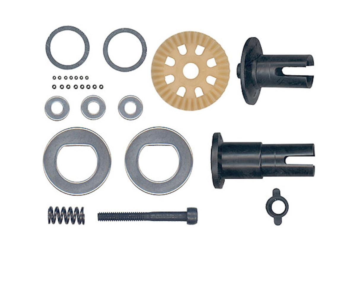 Team Associated Complete Differential Kit: 18B/18MT/18T/18R