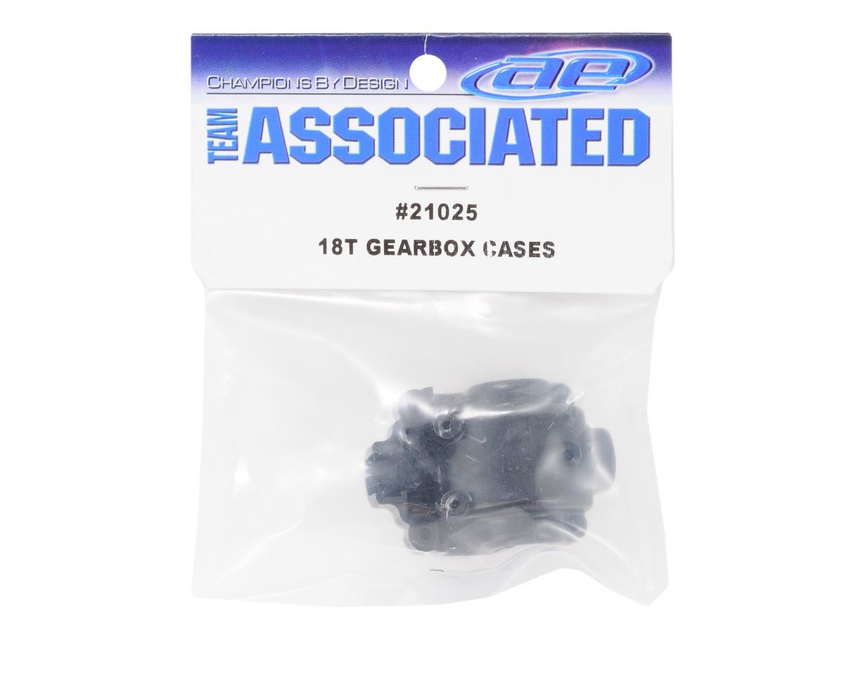 Gearbox Case: 18B/18MT/18T/18R by Team Associated