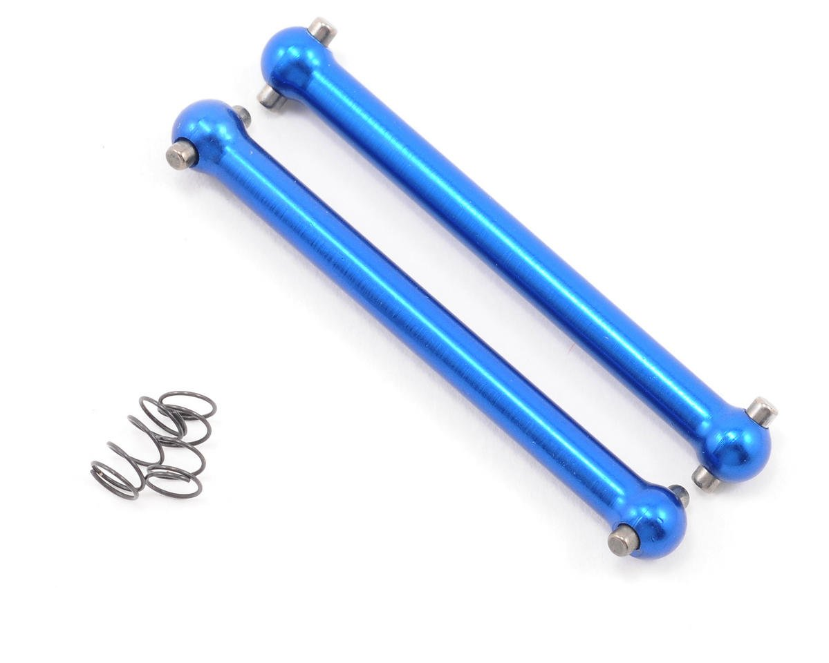 Team Associated RC18B Factory Aluminum Dogbone: 18B/18MT/18T