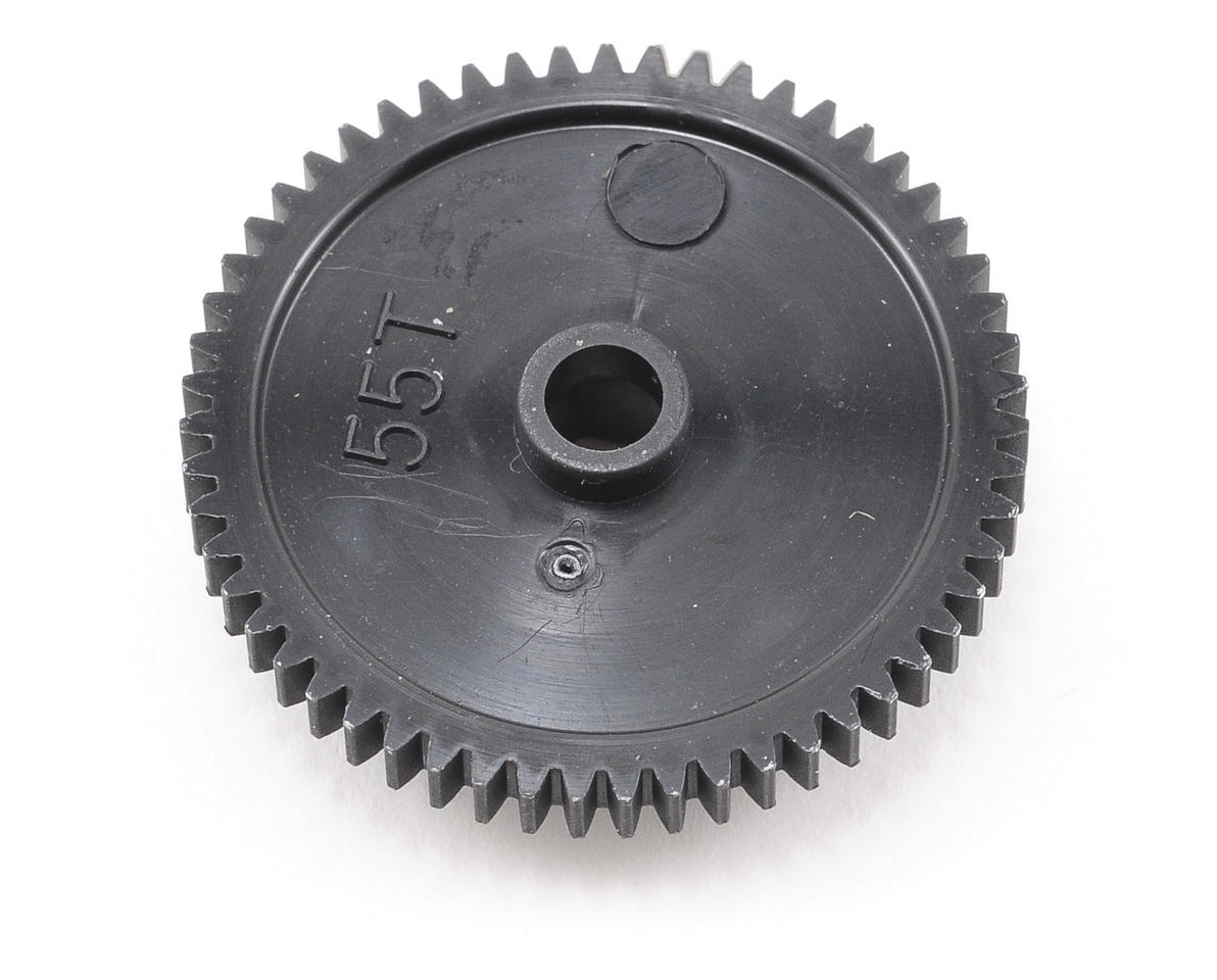 Team Associated RC18B 55T Spur Gear: 18B/18MT/18T/18R