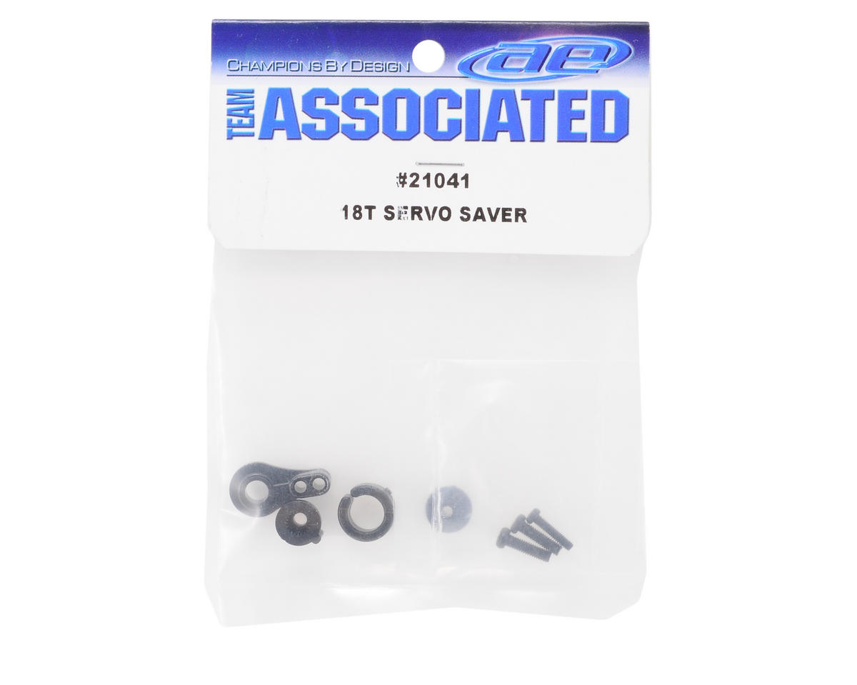 Team Associated Servo Saver: 18B/18MT/18T/18R