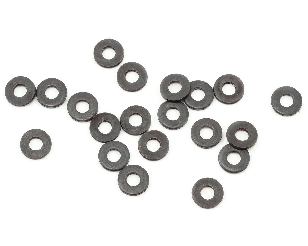 Team Associated RC18B 2.6x6mm Washer (20)