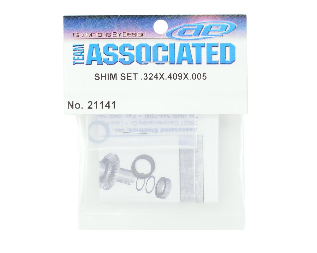"Team Associated Differential Shim Set .324x.409x.005"" (4)"