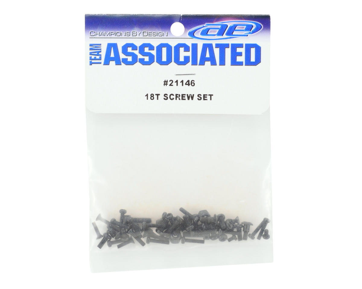 Screw Set by Team Associated