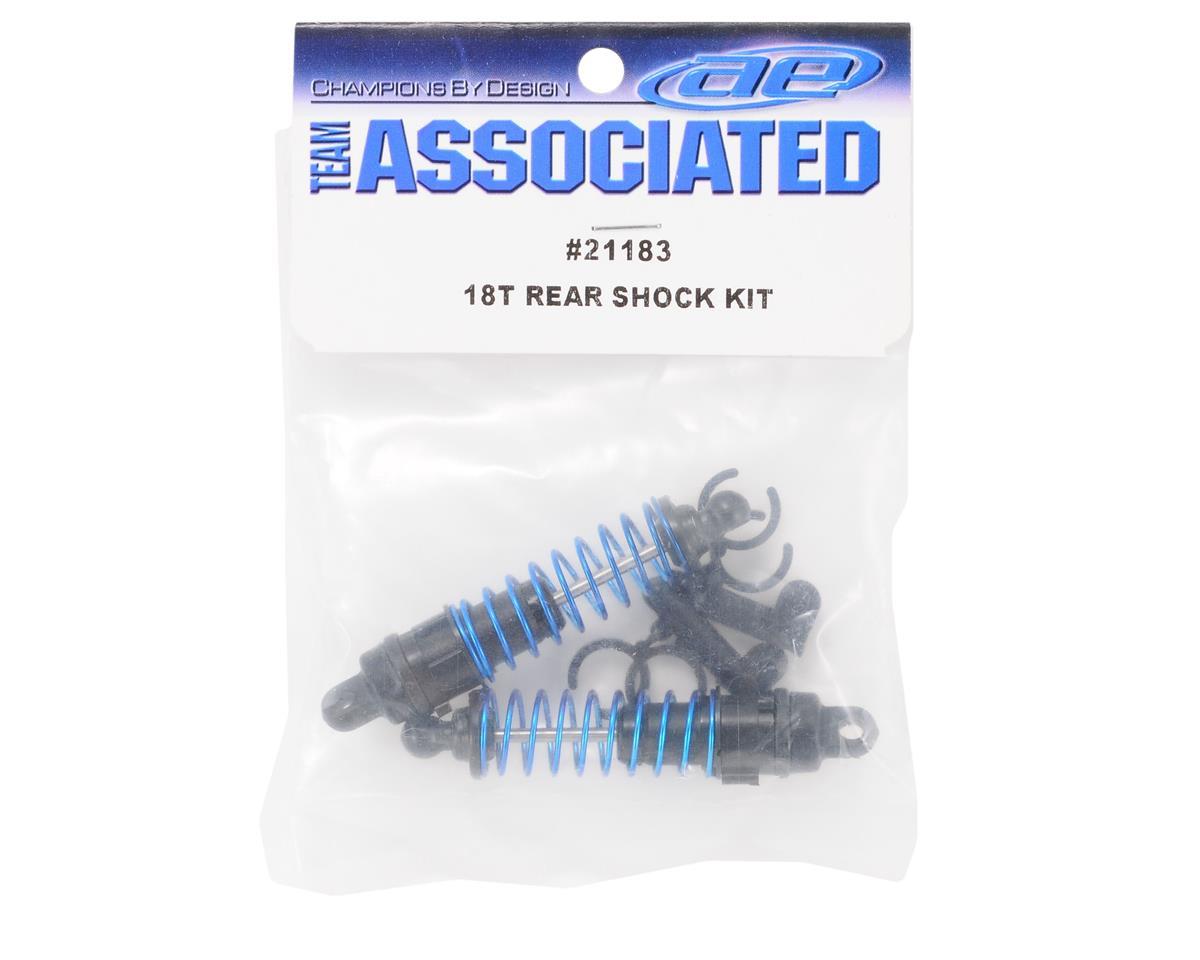 Team Associated Complete Rear Shock Set