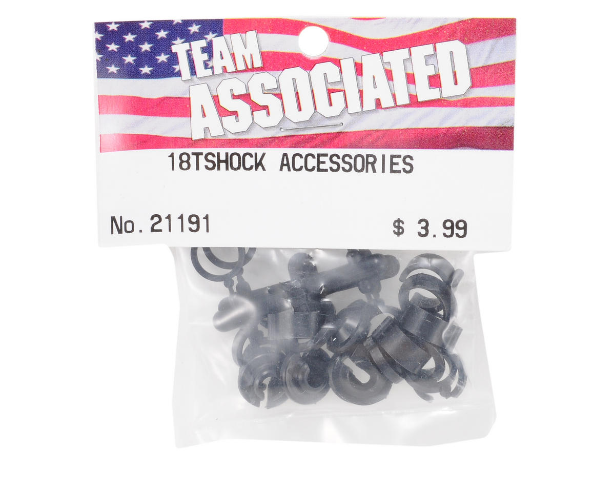 Team Associated Shock Accessory Kit