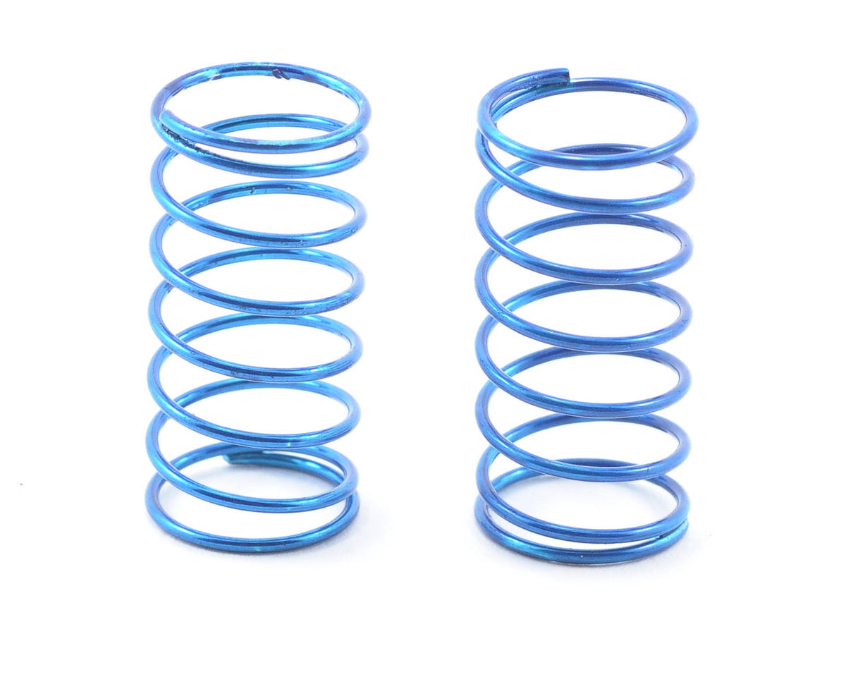 Team Associated RC18R Front Shock Spring (Blue) (18-T/18-MT)
