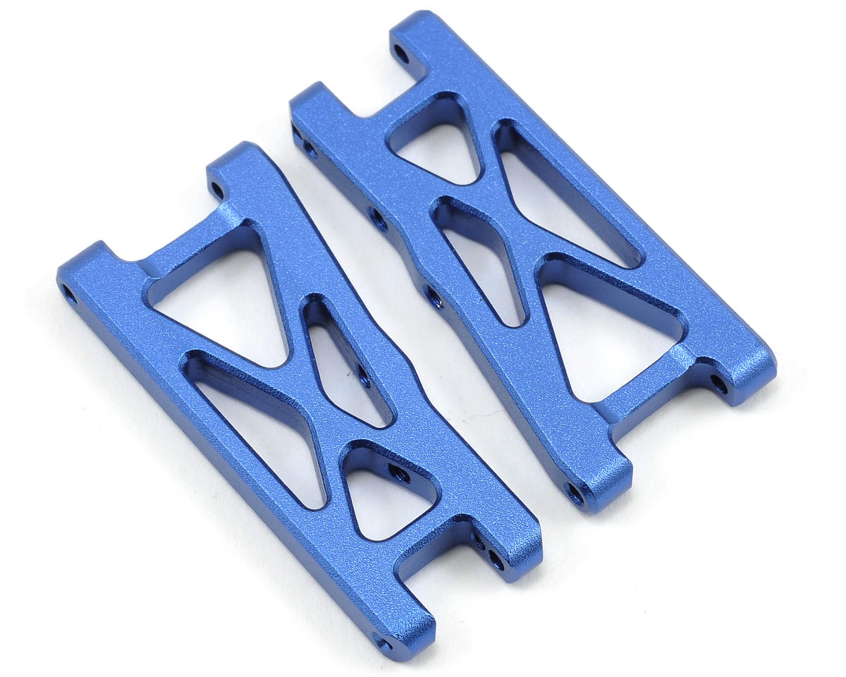 Team Associated Factory Team Aluminum Suspension Arm Set (Blue) (2)