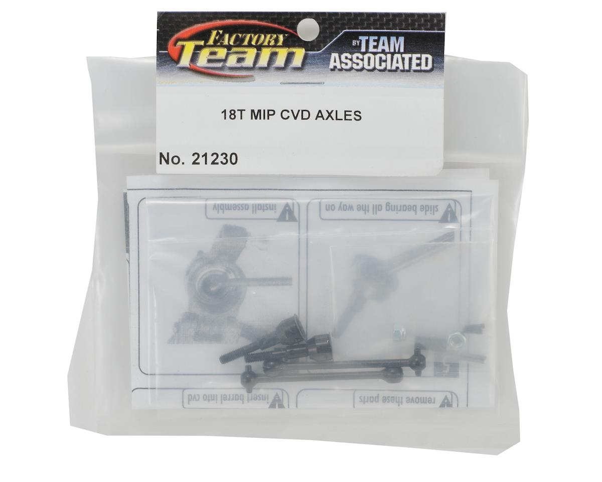 Team Associated MIP CVD Driveshaft Set (2)