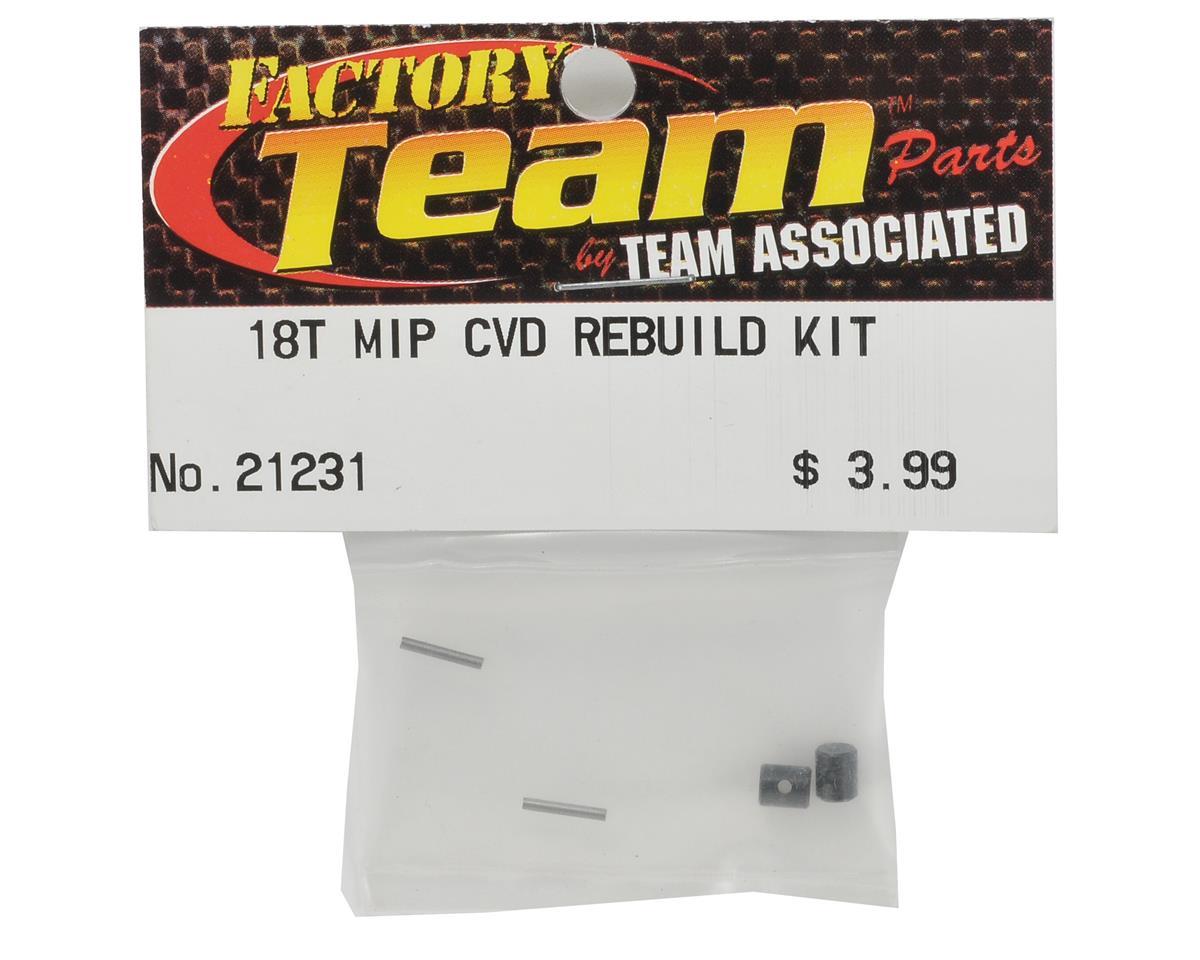Team Associated MIP CVD Rebuild Kit