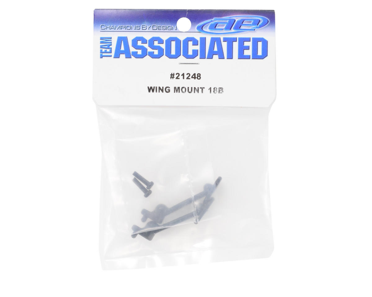 Team Associated Wing Mount Set (2)