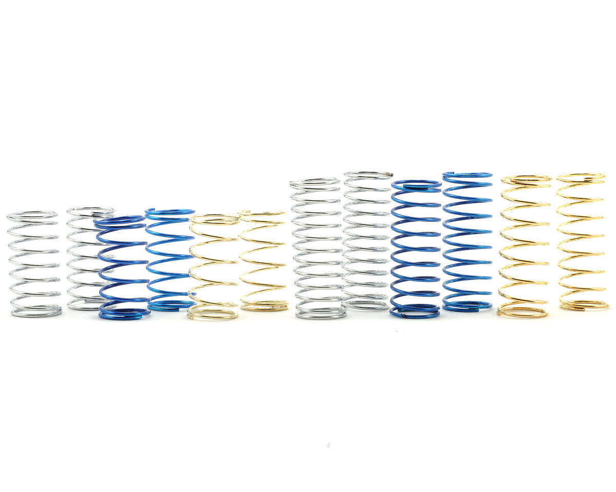 Team Associated Factory Team Shock Spring Tuning Kit (12)