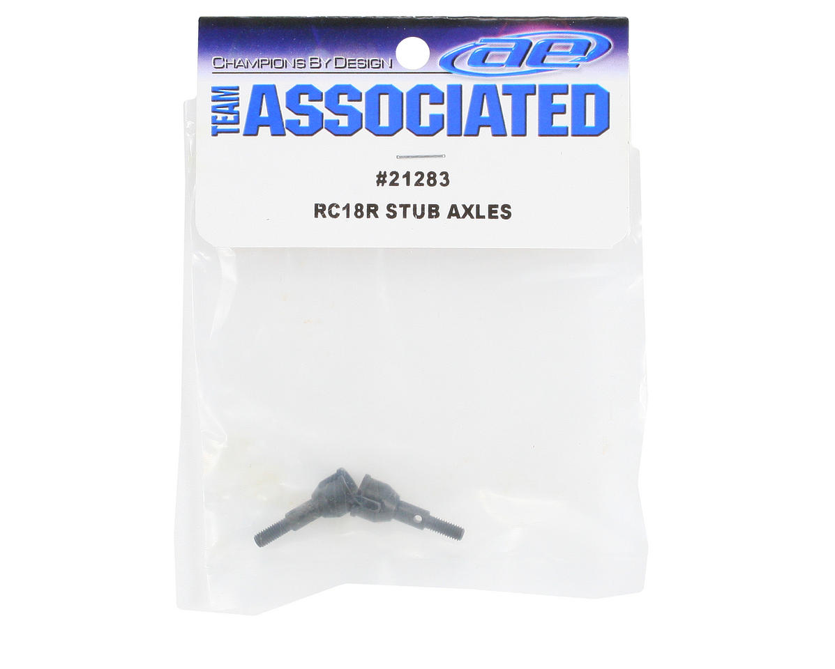 Team Associated Stub Axles (2) (18R)