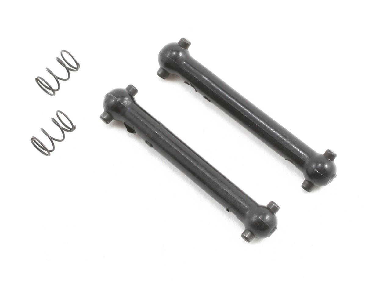 Team Associated Dogbone & Spring Set (2) (18R)