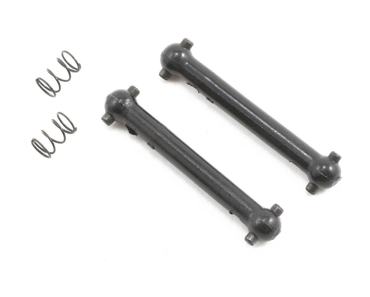 Team Associated RC18R Dogbone & Spring Set (2) (18R)