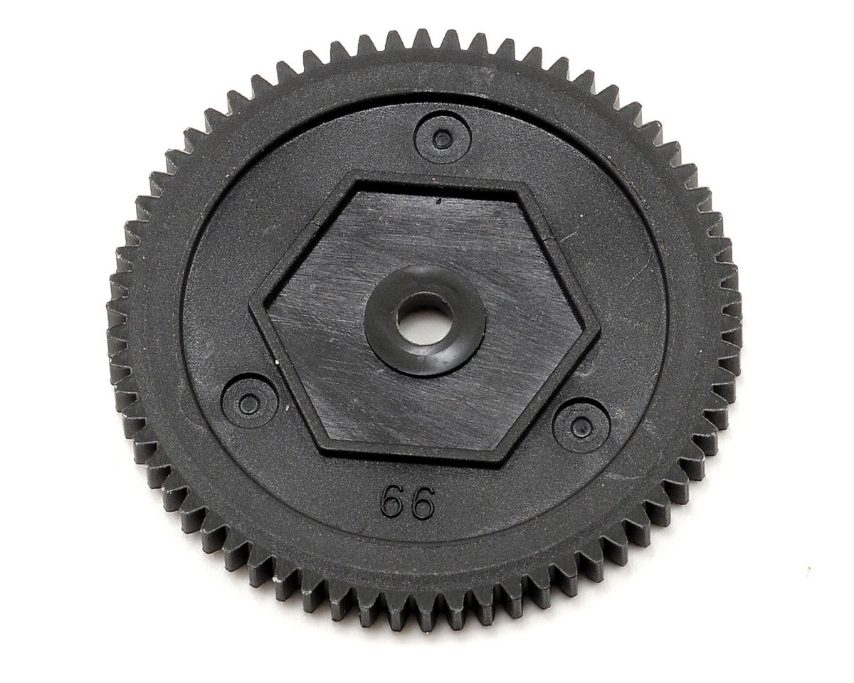 Team Associated RC18B2 Spur Gear (66T)