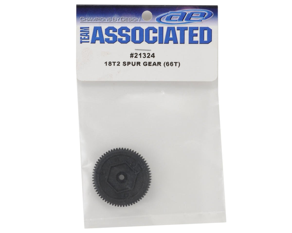 Image 2 for Team Associated Spur Gear (66T)