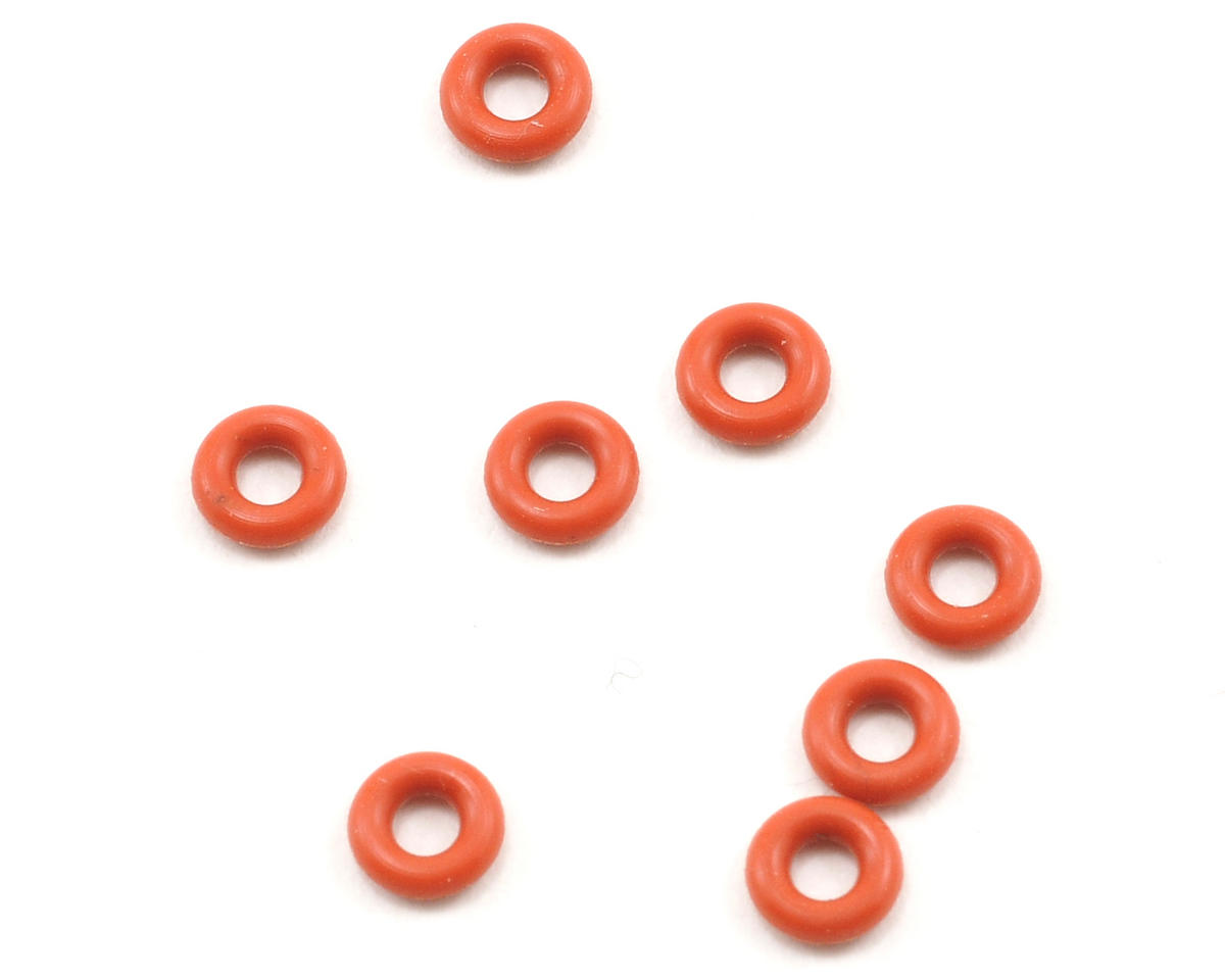 Team Associated RC18T2 Factory Shock O-Ring Set (8)