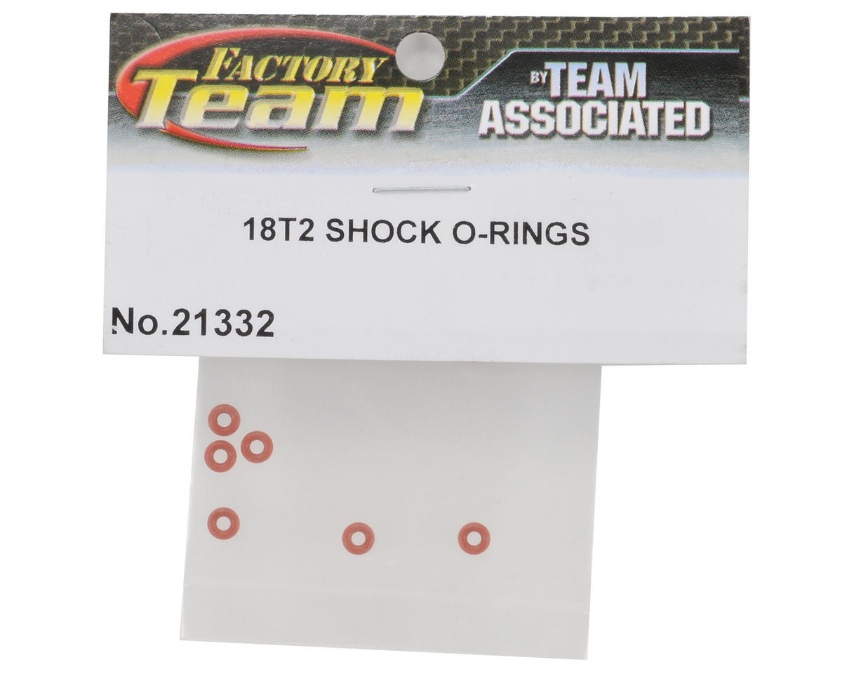 Team Associated Factory Team Shock O-Ring Set (8)