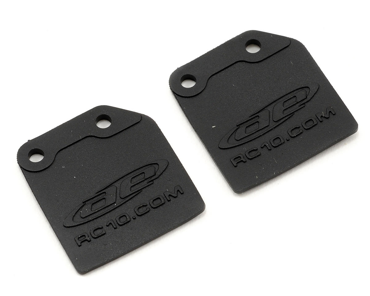 Team Associated SC18 Mud Flap Set