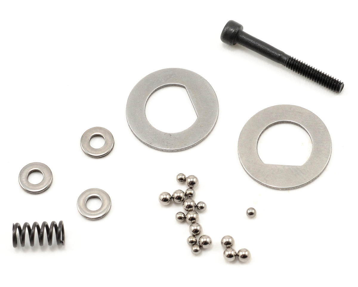 Team Associated RC18T2 Factory Ball Differential Rebuild Kit