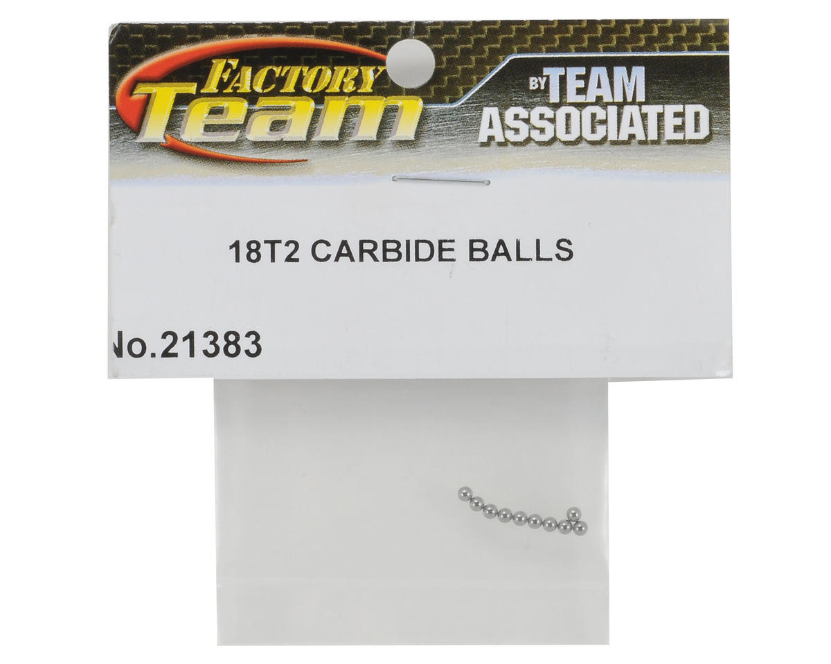 Team Associated Factory Team Carbide Differential Balls (10)