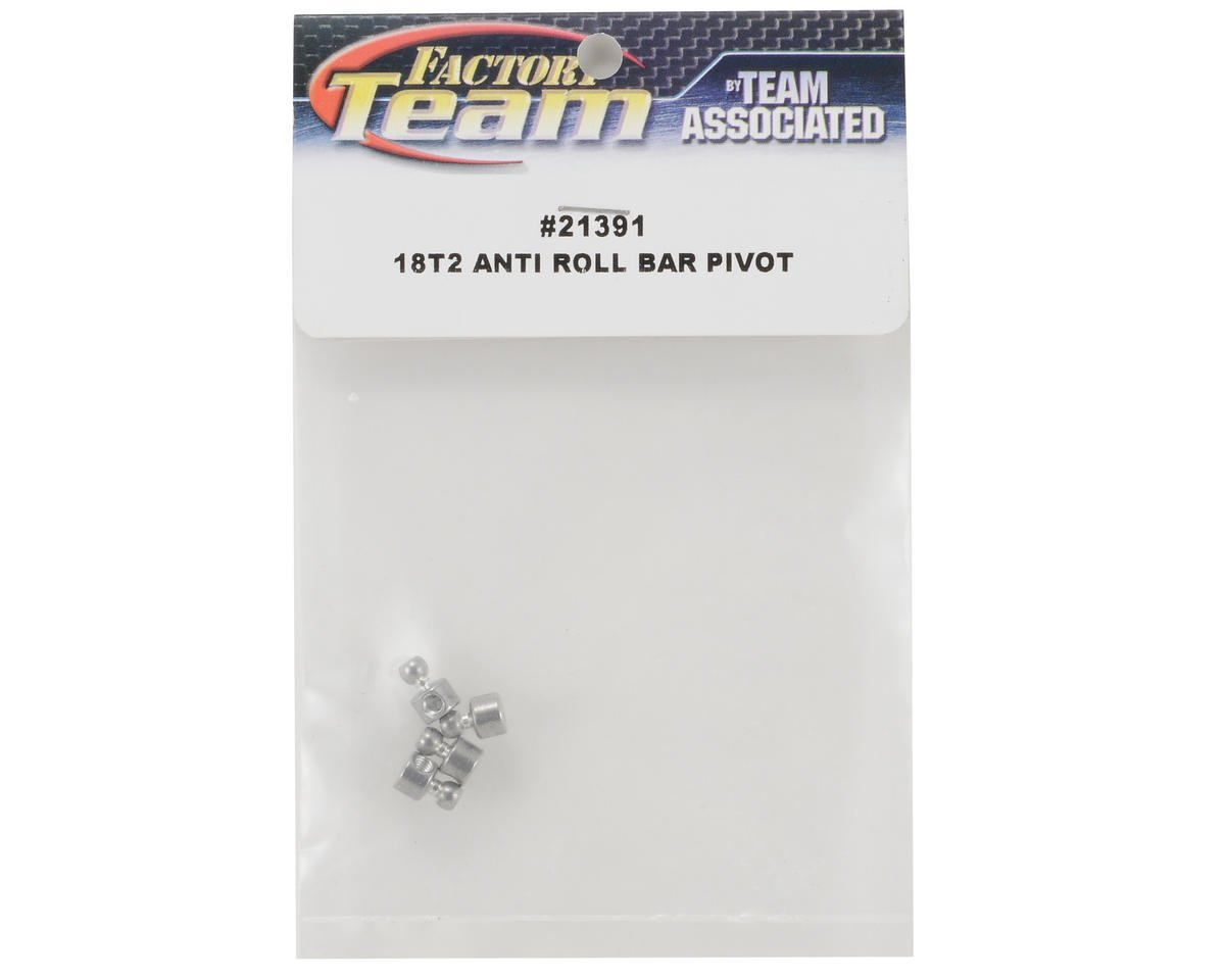 Team Associated Factory Team Anti-Roll Bar Pivot Ball Set (4)