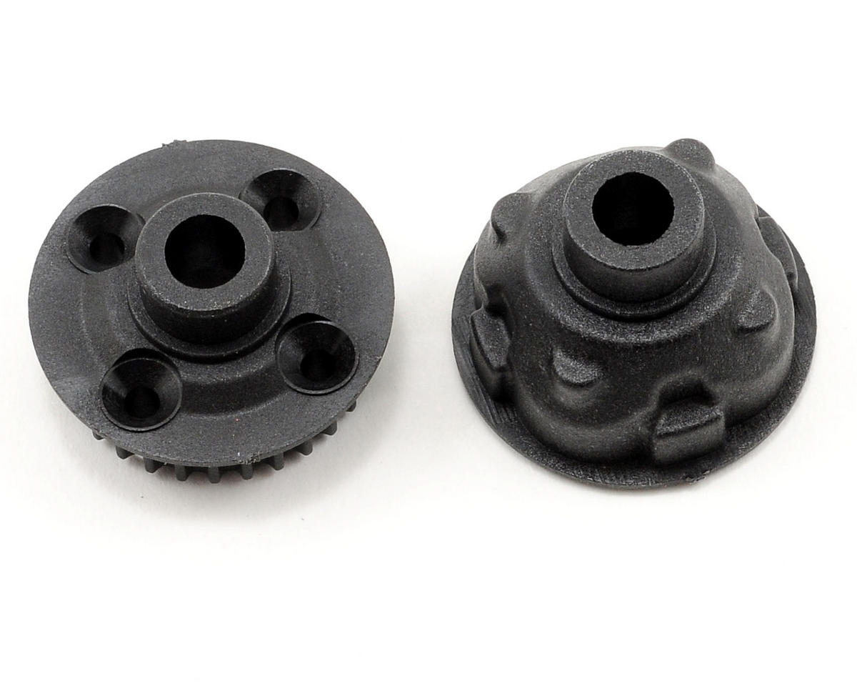 Team Associated Rear Gear Differential Case