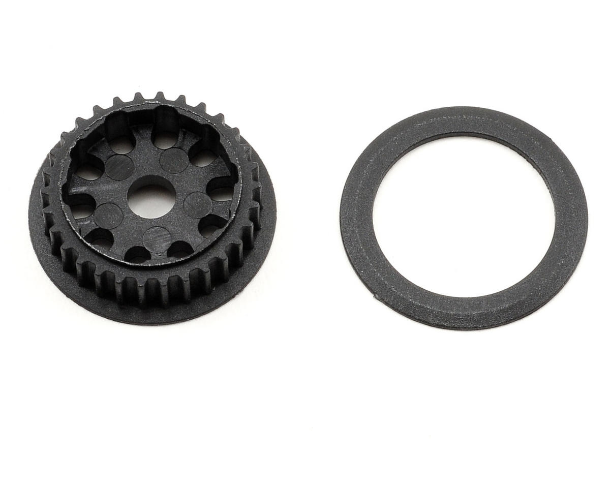 Team Associated RC18T2 Factory Rear Ball Differential Pulley